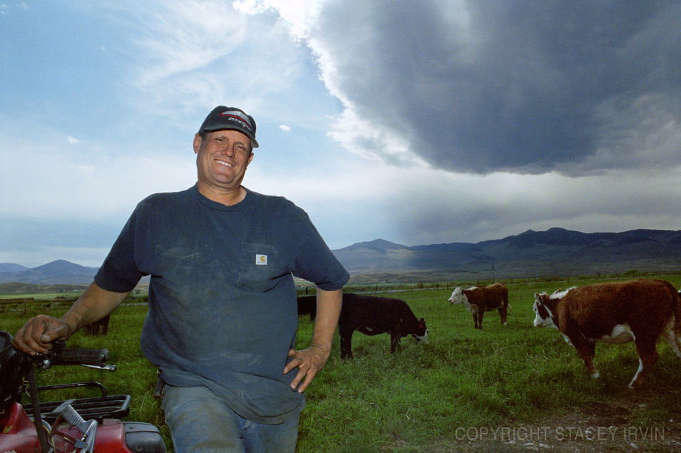 Randy Smith Six Bar S Ranch By Photographer Stacey Irvin